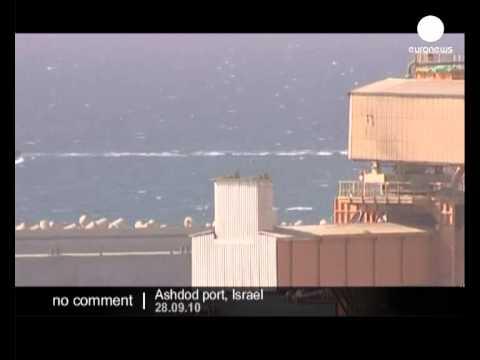 Israeli Navy intercepts Gaza-bound aid ship - no comment