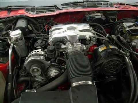 Pontiac Firebird V6 Youtube