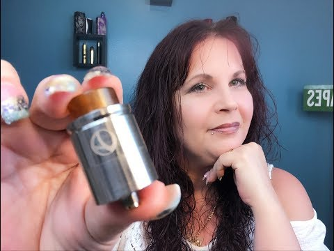 REVIEW & BUILD **GIVEAWAY ** | IN 24 Rda from Vapuff