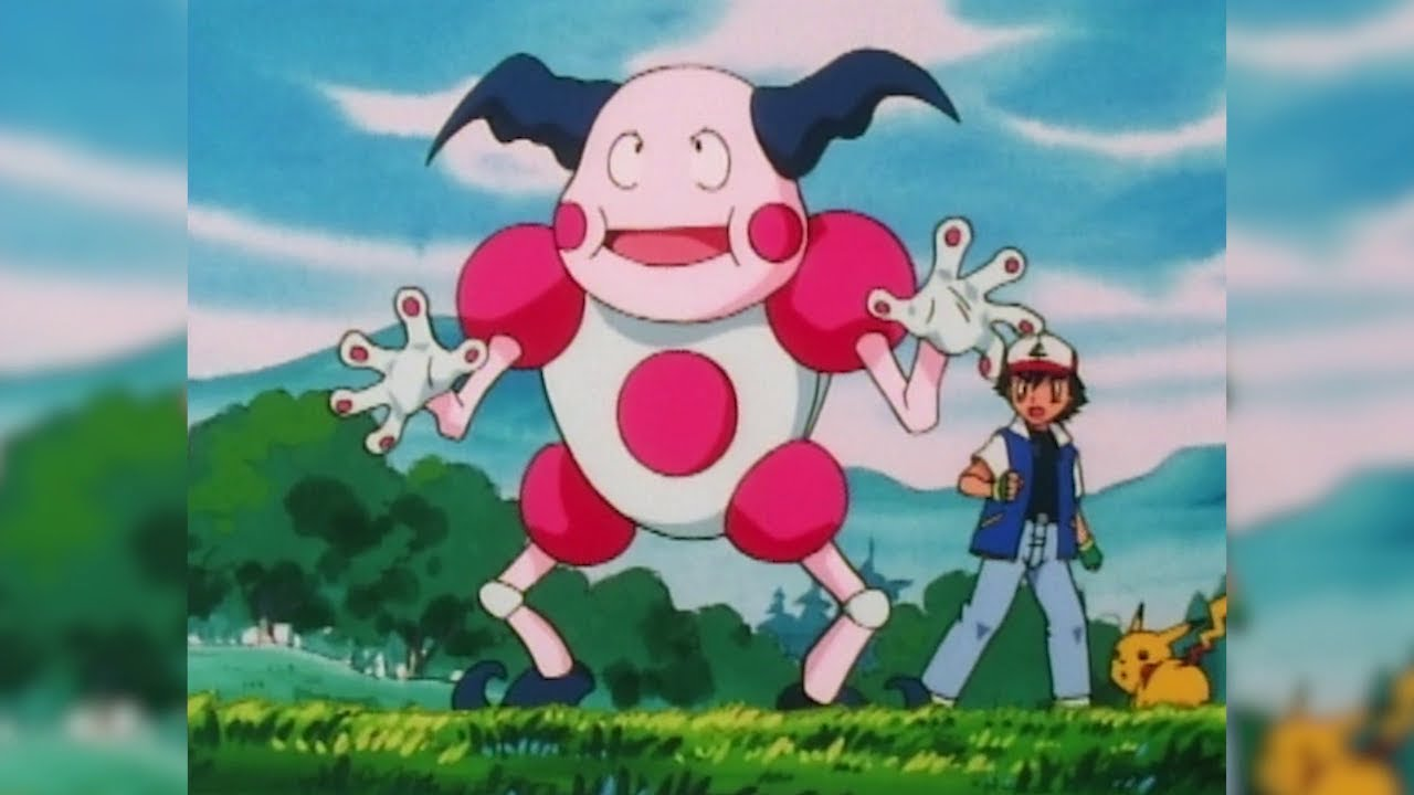 Image result for mr. mime pokemon