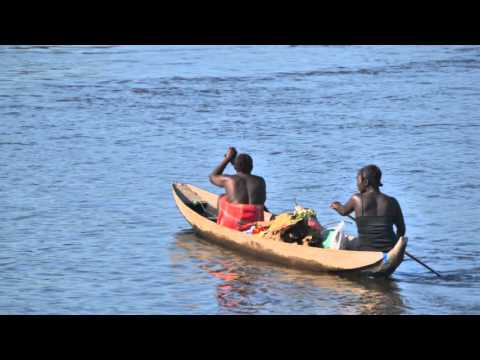 De binnenlanden van Suriname