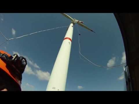 Rope team LM Wind Power