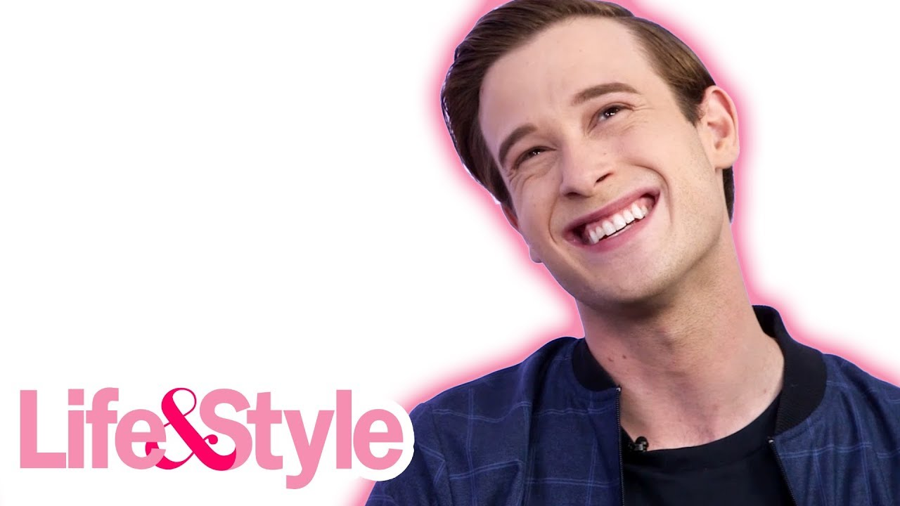 a39414821e46 Hollywood Medium Tyler Henry Talks Dream Celebrity Client   Season 4 ...
