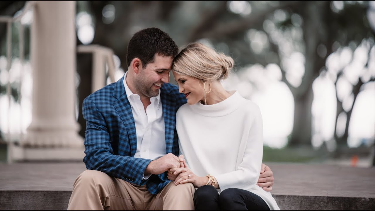 Proposal: Stacy & Andrew