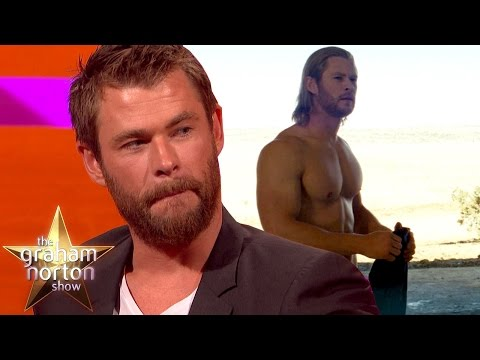 Chris Hemsworth Tells A Dirty 'Thor' Joke  The Graham Norton