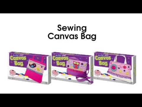Sewing Kit by Play N Learn
