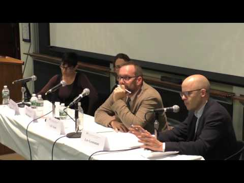 The New Seriality Studies Creative Roundtable: A.O. Scott, Julie Snyder, Lev Grossman