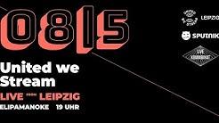 United we Stream aus dem ELIPAMANOKE in Leipzig mit SUBTIL, OSTBAM, SIEGFRIED und TUALMA!