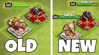 "NEW HERO CHANGES!?! ""Clash Of Clans"" NEW UPDATE!!"