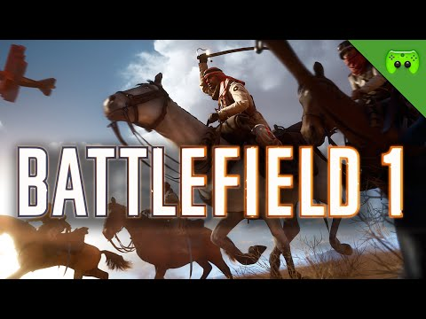 YOLO SWAG 🎮 Battlefield 1 Beta #1