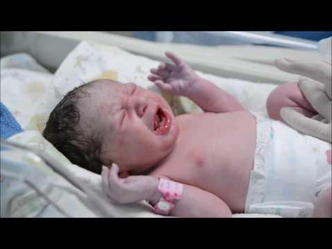 MEU PARTO CESÁRIA | NASCIMENTO DA BABY CATE