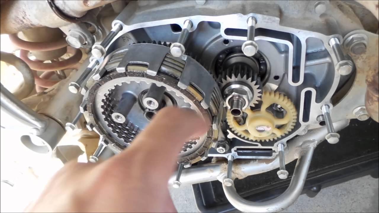 klx140 clutch replacement vlog part 3 - clutch installation