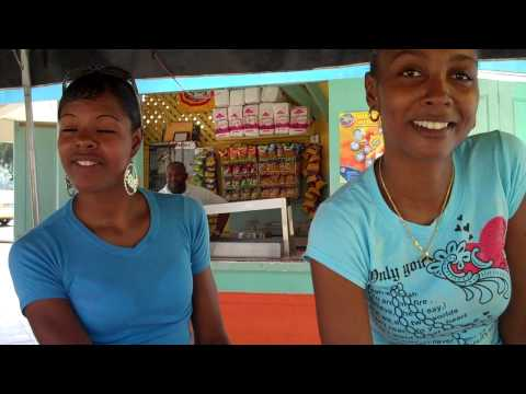 The friendly people of Trinidad and Tobago.