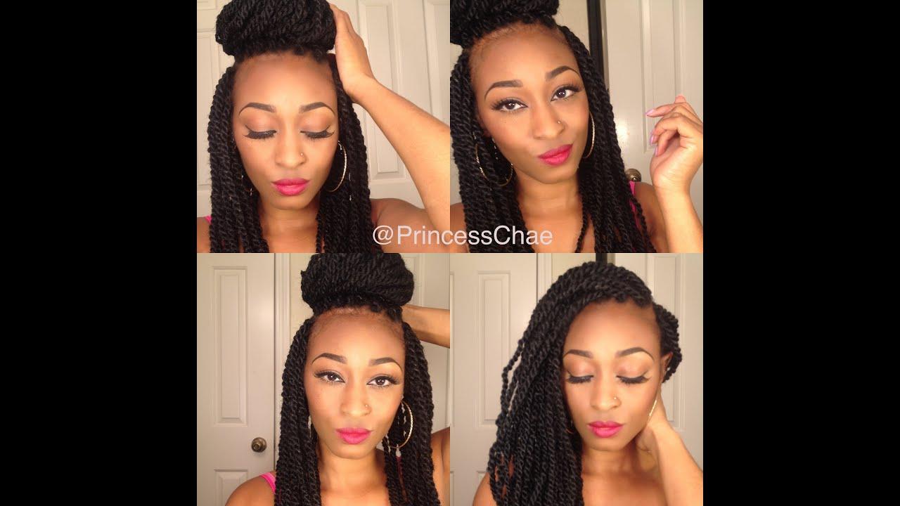 Ghana Hairstyles Senegalese Twist ...