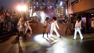 Disco Inferno- New Years Eve 2010 Sydney Opera Bar Dancers