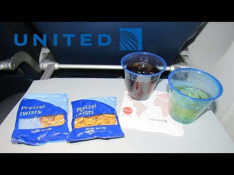 TRIP REPORT | United Airlines (Economy Plus) | Boeing 737-90