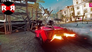 ASPHALT 9 LEGENDS - iPhone 11 Pro Max Ultra Graphics 60fps Gameplay