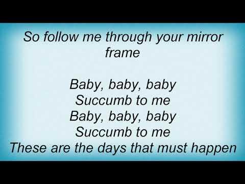 Terence Trent D'arby - Succumb To Me Lyrics