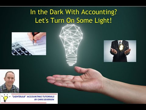 Accounting - Accounts Receivables and Bad Debts - Severson