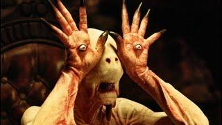 18+  Самые страшные моменты из фильма ужасов