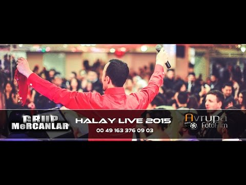 Grup Mercanlar 2015 Halay LIVE performance