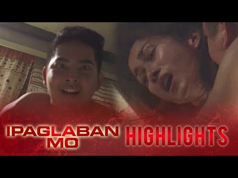 Gio loses his mind with the influence of illegal drugs | Ipaglaban Mo