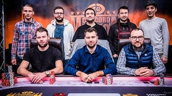 Concord Million Finaltisch - Livestream Coverage