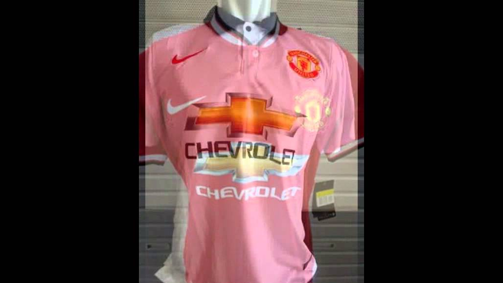 c85775eff Jersey Manchester United Terbaru 2014-2015 Grade Ori. Adol Jersey Bola Shop