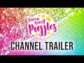 Karen Kavett Jigsaw Puzzles CHANNEL TRAILER
