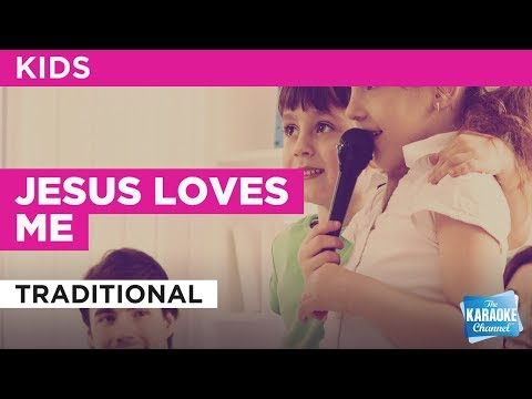 "Jesus Loves Me in the Style of ""Traditional"" with lyrics (no lead vocal)"