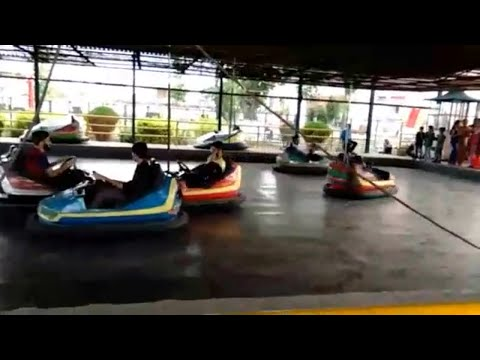 Bareilly Fun City Tour | Fun City Bareilly | My First Vlog