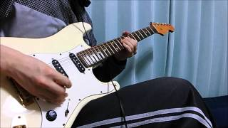 [安ギター弾いてみた] Kill The King / Rainbow - Ritchie Blackmore リッチーブラックモア guitar cover