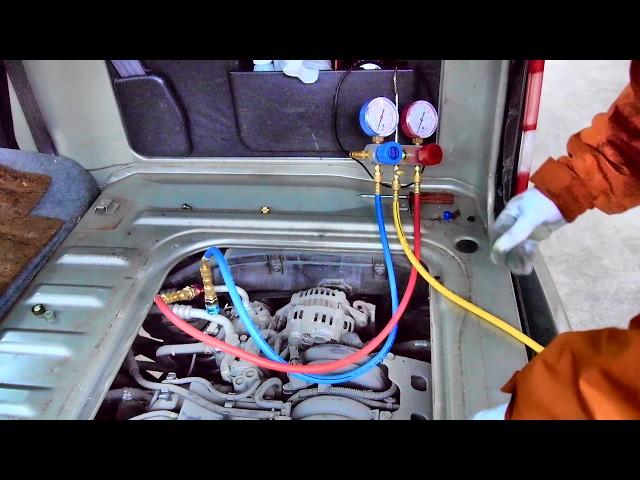 ガス 入れ すぎ エアコン エアコントラブル ガスチャージで効きを悪くしていませんか?