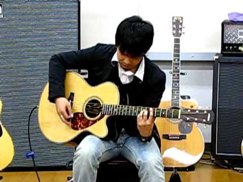 Yamaha Guitar Artists