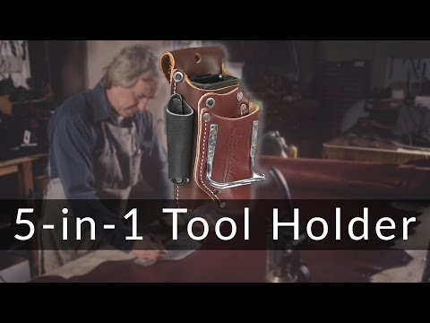 Occidental Leather 5 in 1 Tool Holder
