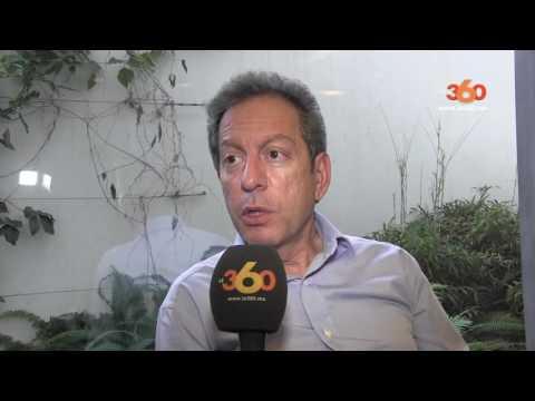 Le360.ma •Entretien avec Ali Belhaj concernant les résistants africains à Berkane