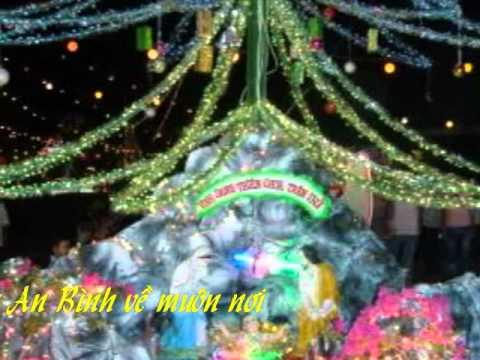 VŨ ĐIỆU TÂY NGUYÊN - Hang đá Giáng Sinh