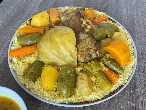 couscous-كسكس-مغربي-ساهل-بابسط-المكونات