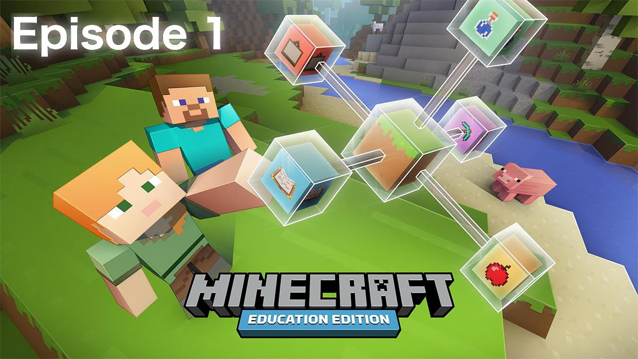 Special blocks and commands - Minecraft Education Edition - E1