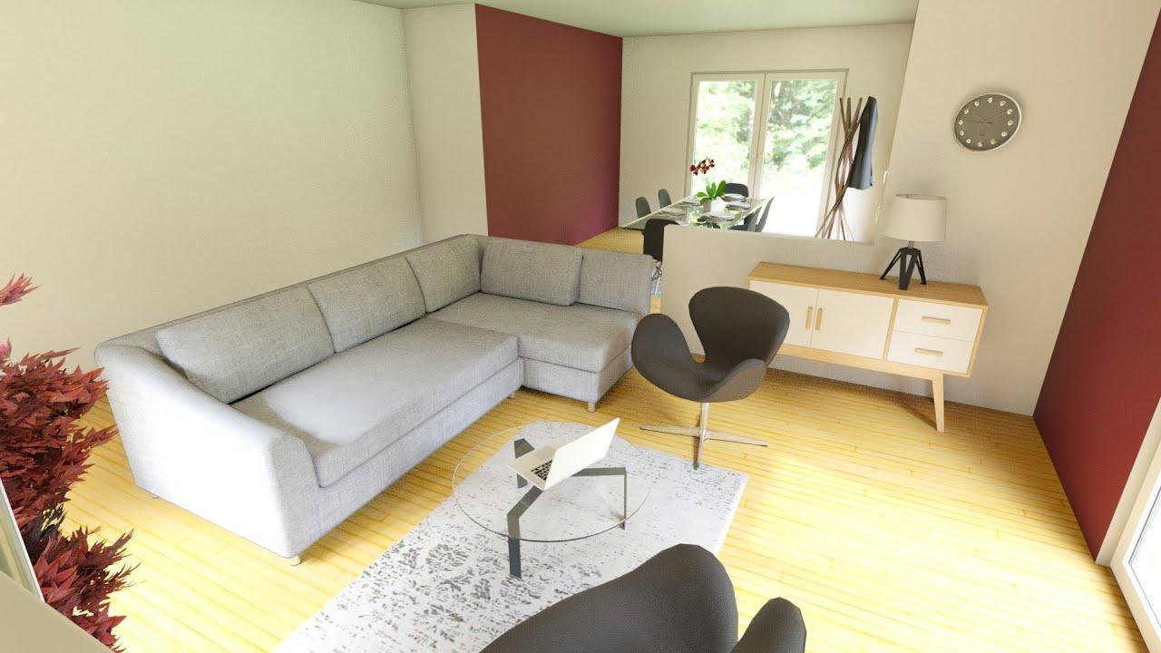 la nouvelle exp rience homebyme youtube. Black Bedroom Furniture Sets. Home Design Ideas