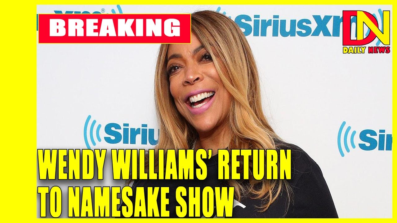 Wendy Williams' 'ongoing health issues' postpone her return to TV ...