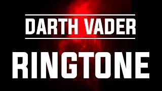 Darth Vader Ringtone and Alert