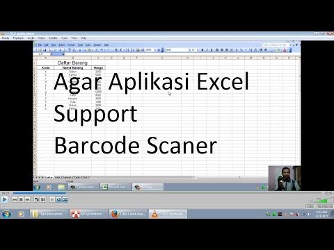 Membuat Aplikasi Scan Barcode Dengan Php