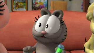 Garfield pet force 2009 trailer