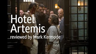 Hotel Artemis reviewed by Mark Kermode