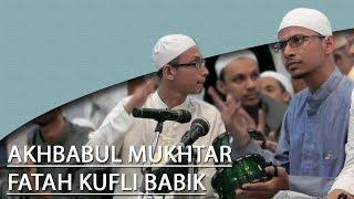 """Fatahqufli babik """"Akhbabul Mukhtar"""" Solo"""