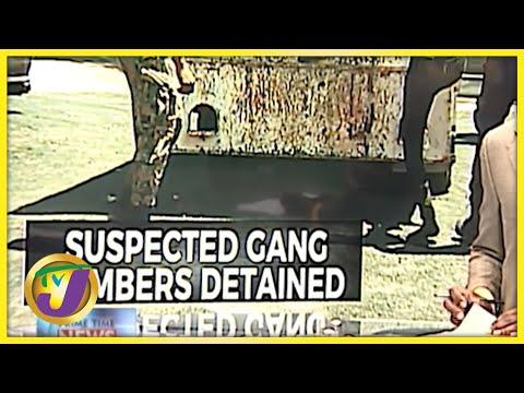 Suspected Member of Clansman Gang Arrested   TVJ News - Sept 21 2021