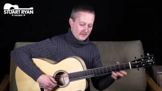 Fingerstyle Guitar - Stuart Ryan - O'Carolan's Concerto