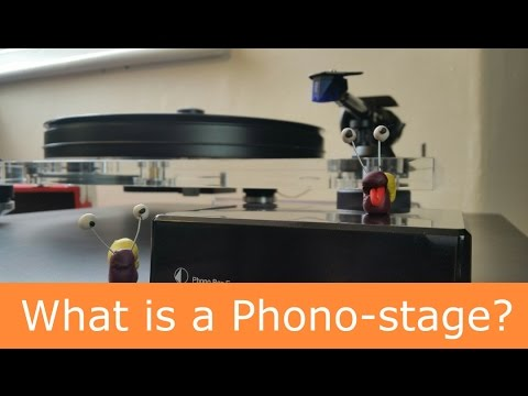 What is a Phono stage? (And what does it do?)
