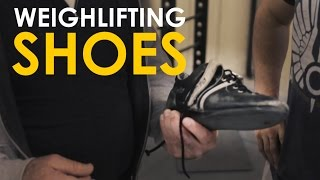 Weightlifting Shoes With Mark Rippetoe | The Art of Manliness